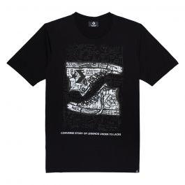 converse T shirt crew ss
